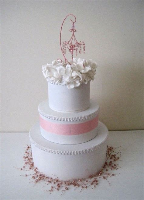 chandelier cake customize your chandelier cake topper
