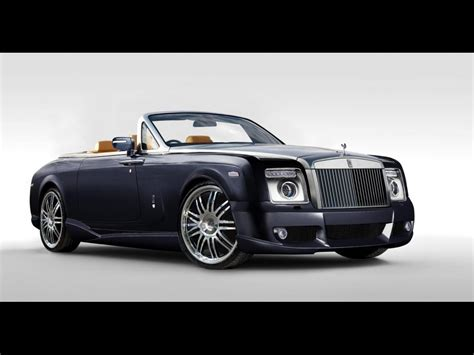 Mansory Bel Air Rolls Royce Drophead Coupe Photos And