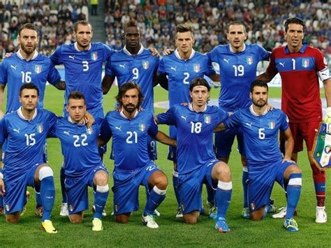 2014 fifa world cup soccer players with the craziest italian soccer team world cup 2014 pictures photos and