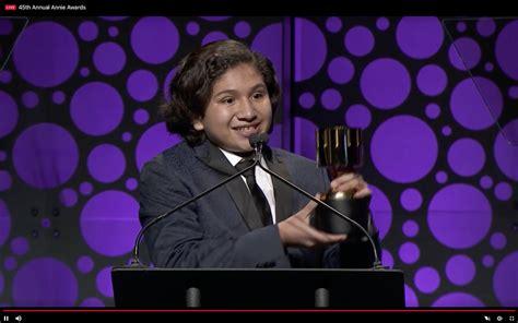 coco voice pixar s coco sweeps the 45th annual annie awards pixar
