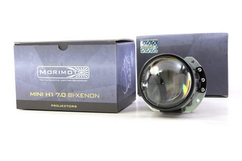 Proyektor Xenon bi xenon morimoto mini h1 7 0 hid projectors from the retrofit source