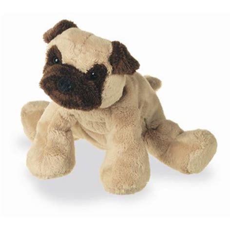 doug the pug teddy stuffedanimals stuffed plush dogs meyer 8 quot yakety doug pug w sound