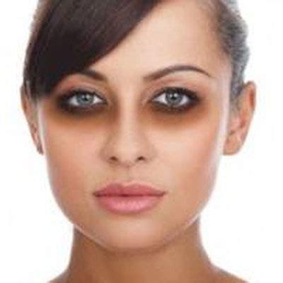 black under eye how to easily get rid of dark circles around the eyes
