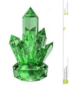 Deep Forest Green crystal royalty free stock photography image 18967647