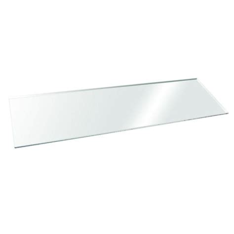 glass shelves home depot home decorators collection 8 in x 24 in clear glacier glass shelf hdcgl6020cl the home depot