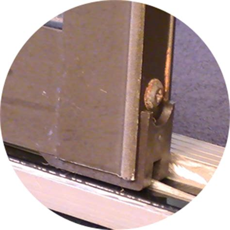 sliding door facing repair restoration windows and doors door repair durham region