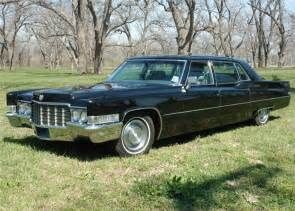1969 Fleetwood Cadillac 1969 Cadillac Fleetwood Series 75 Limousine 64659