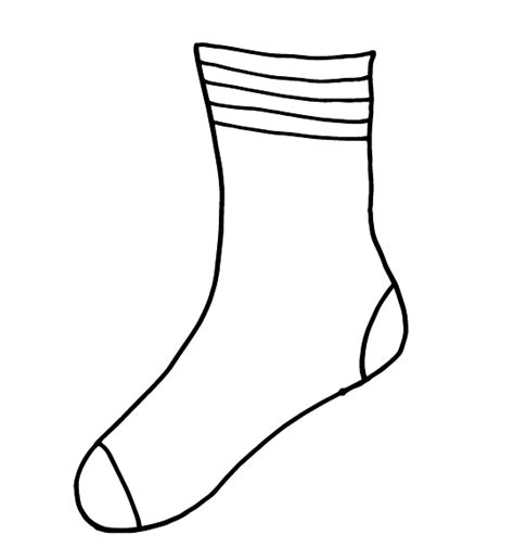 socks for fox printable for your dr seuss fox in socks