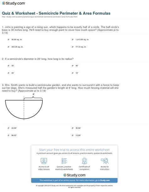 define printable area in word perimeter word problems worksheets high school area