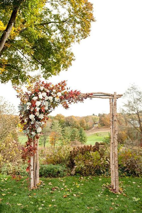 40 Outdoor Fall Wedding Arch and Altar Ideas ? Page 6 ? Hi