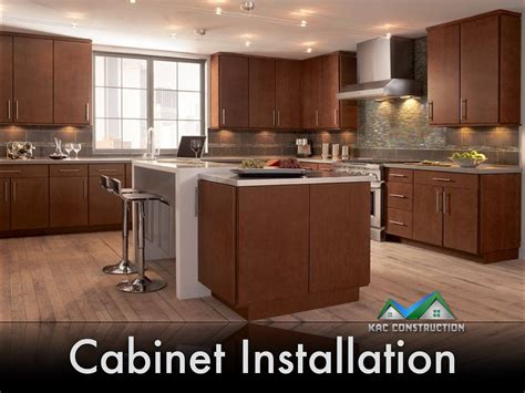 Kitchen Cabinet Financing Kitchen Cabinet Financing Kitchen Cabinet Installation Ri Kac Construction Inc