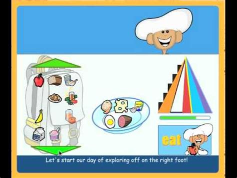 chef solus and explorers go grocery shopping in solusville chef solus and the food pyramid adventure game