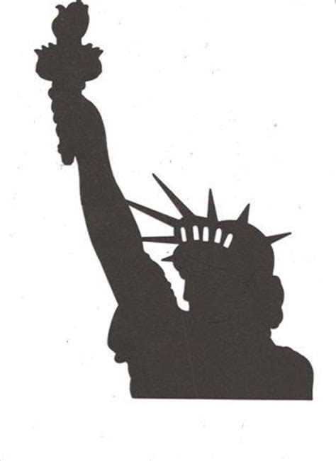 Michael Jackson Wall Stickers bust of the statue of liberty silhouette statue of