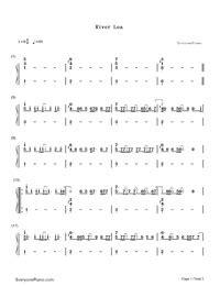 download mp3 adele river lea river lea adele鋼琴譜檔 五線譜 雙手簡譜 數位譜 midi pdf 免費下載