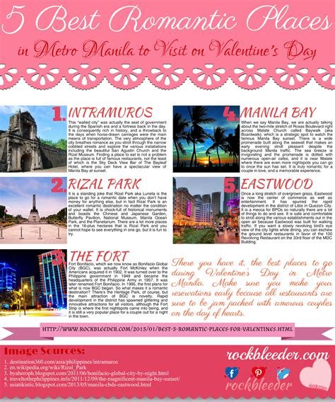 A Place Release Date Philippines Best Five Places In Metro Manila To Visit On S Day Rockbleeder