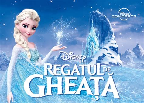 film cu elsa in limba romana regatul de gheata din quot frozen quot se muta la sala palatului