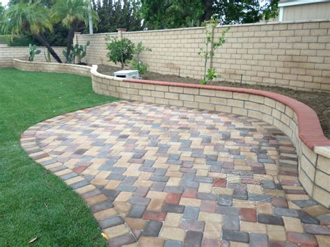 orange county interlocking pavers archives orange county landscape contractor company tru