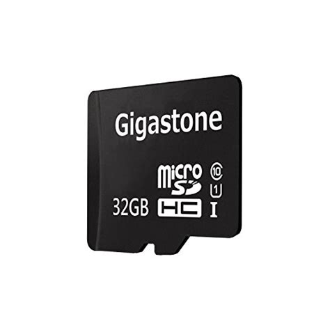 Micro Sd 32gb Untuk Android gigastone 32gb micro sd card u1 memory sd card adapter