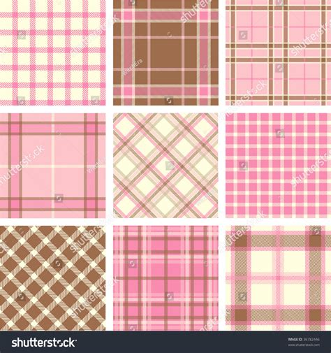 plaid pattern en espanol plaid patterns stock vector 36782446 shutterstock