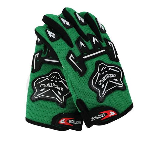 cool motocross gear green cool youth kids motorcycle off road mx dirt bike