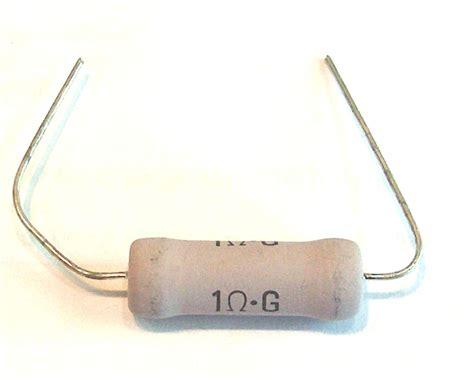 bias 1 ohm resistor 1 ohm 5w resistor svt product details