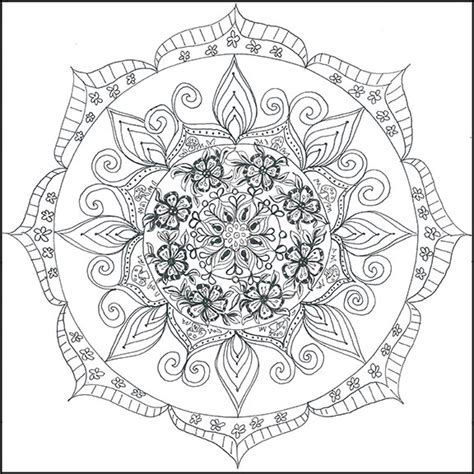 mandala coloring book chapters chapter 6 in square copy mandala coloring book chapters