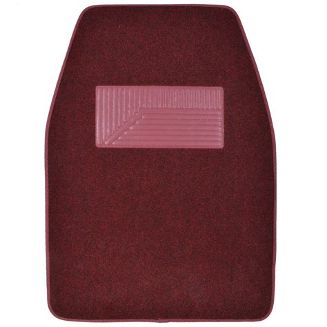 carpet floor mats for vans burgundy carpet car floor mats for truck suv 3pc