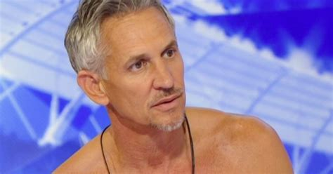 gary lineker gary lineker was sensibly sexy with his boxer shorts