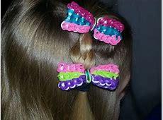 RAINBOW LOOM HAIR BOW *NEW* - How to make - YouTube Rainbow Loom Bow Tie Bracelet