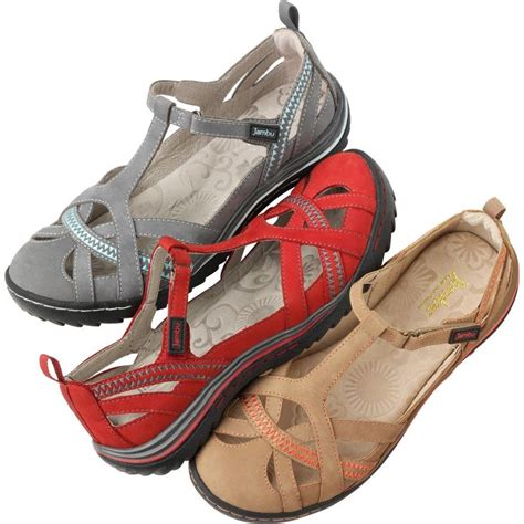 comfortable womens walking shoes part breezy sandal part supportive shoe the women s