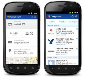google wallet sees expanded support from merchants