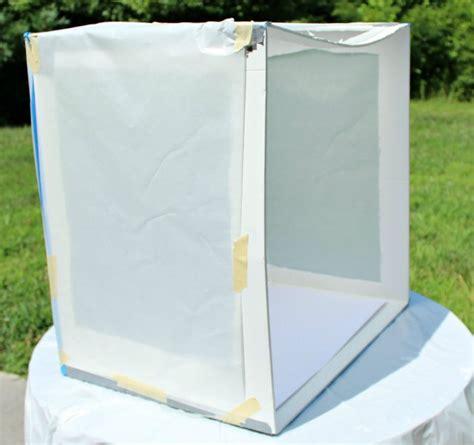 Handmade Light Box - parchment paper light box for light the bearfoot