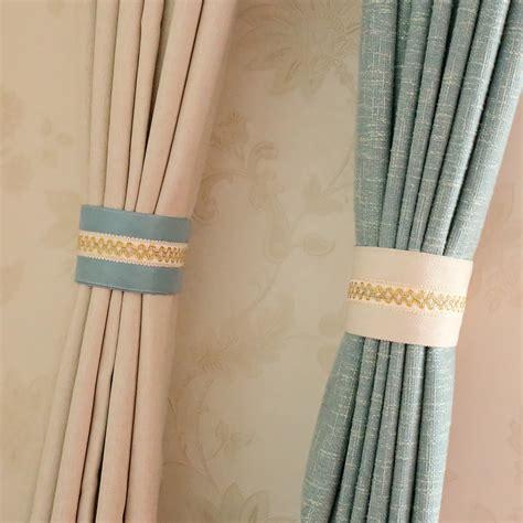 fabric curtain tiebacks simple fabric curtain tie backs memsaheb net