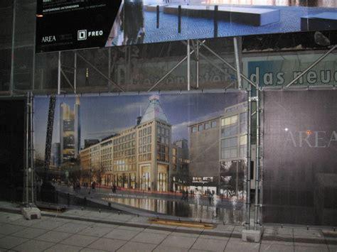Bauschild Nicht Angebracht by One Goetheplaza Neubebauung Goetheplatz Westseite