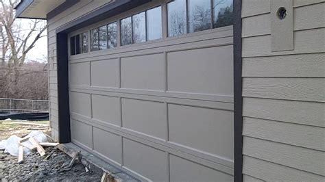 hormann garage doors reviews hormann recessed panel garage doors the review 630 271