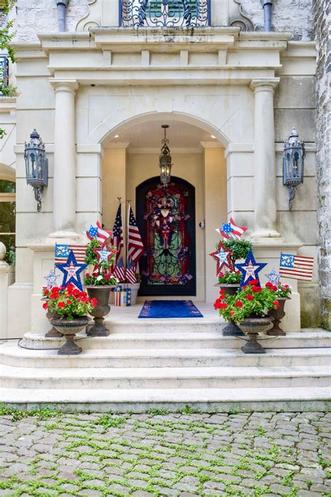 exceptional Front Porch Decorating Ideas #4: 4thofJuly_045-2.jpg