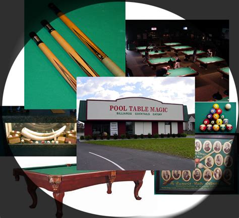 Pool Table Magic by 860 627 8494