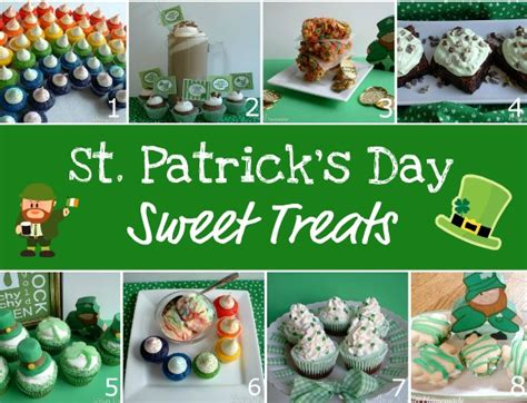 st patricks day food  decorations hoosier homemade