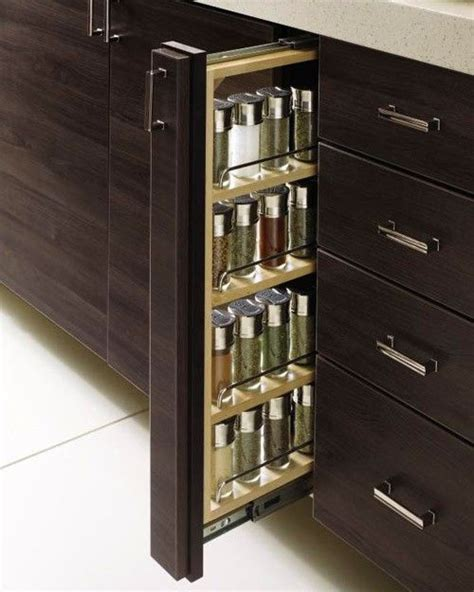 spice drawers kitchen cabinets 469 best kitchen spice storage images on pinterest