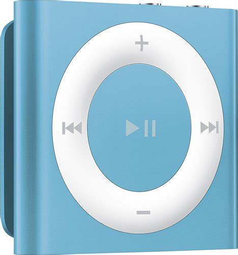 ipod shuffle best buy apple ipod shuffle 2gb mp3 player 5th generation blue