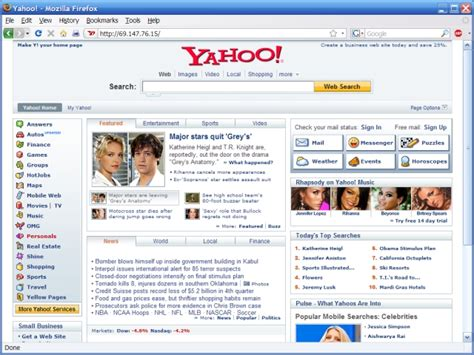 Mba Ms Yahoo Answers Site Answers Yahoo by Resolved How Do I Stop Http M Www Yahoo From Loading