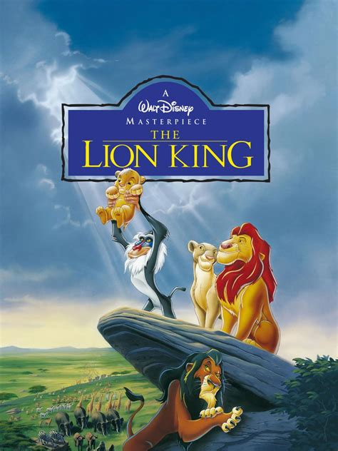 film the lion king 1 movies and books kest