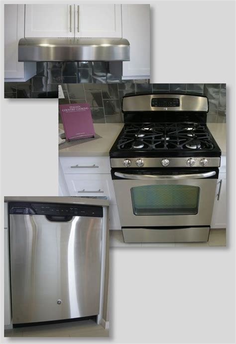 ge stainless steel kitchen appliance package res 2 upgraded kitchen aid appliance package we