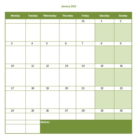 monthly calendar template excel monthly work schedule template 29 free word excel pdf