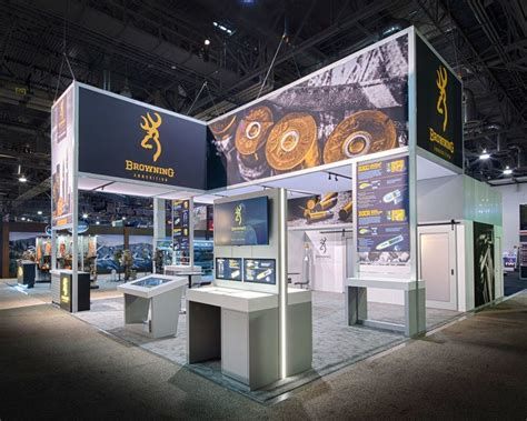 trade show booth design utah trade show exhibit ideas browning mackenzie exhibit