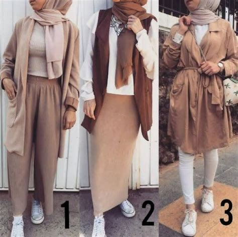 mixing  matching hijabi outfits  trendy girls