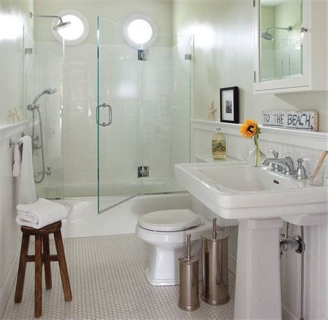 six design choices for an easy to clean bathroom