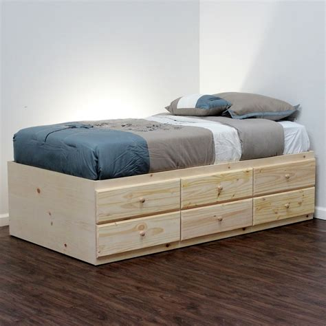 xl twin storage bed xl twin bed frame with storage bed frames ideas