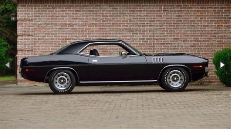 time plymouth 1971 plymouth barracuda has withstood the test of time w