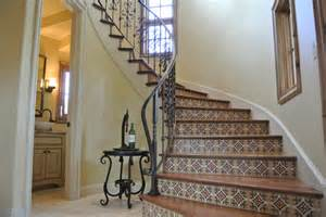 Stair Cabinet Spanish Colonial Revival